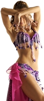 photo of an exotic belly dancer