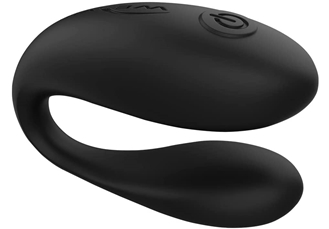 Photo of the We Vibe dual vibrator
