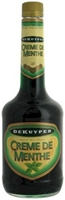 photo of creme de menthe liqueur