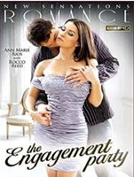 Engagement Party adult film boxcover