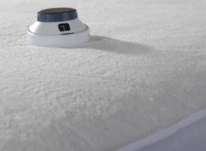 picture of a heated mattress pad