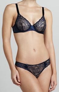 photo of a luxury bra and panties set