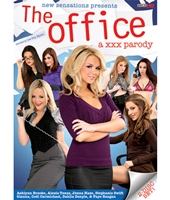 cover of the adult movie Office Parody