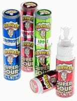 photo of spray candy