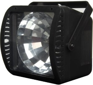 photo of a strobe light